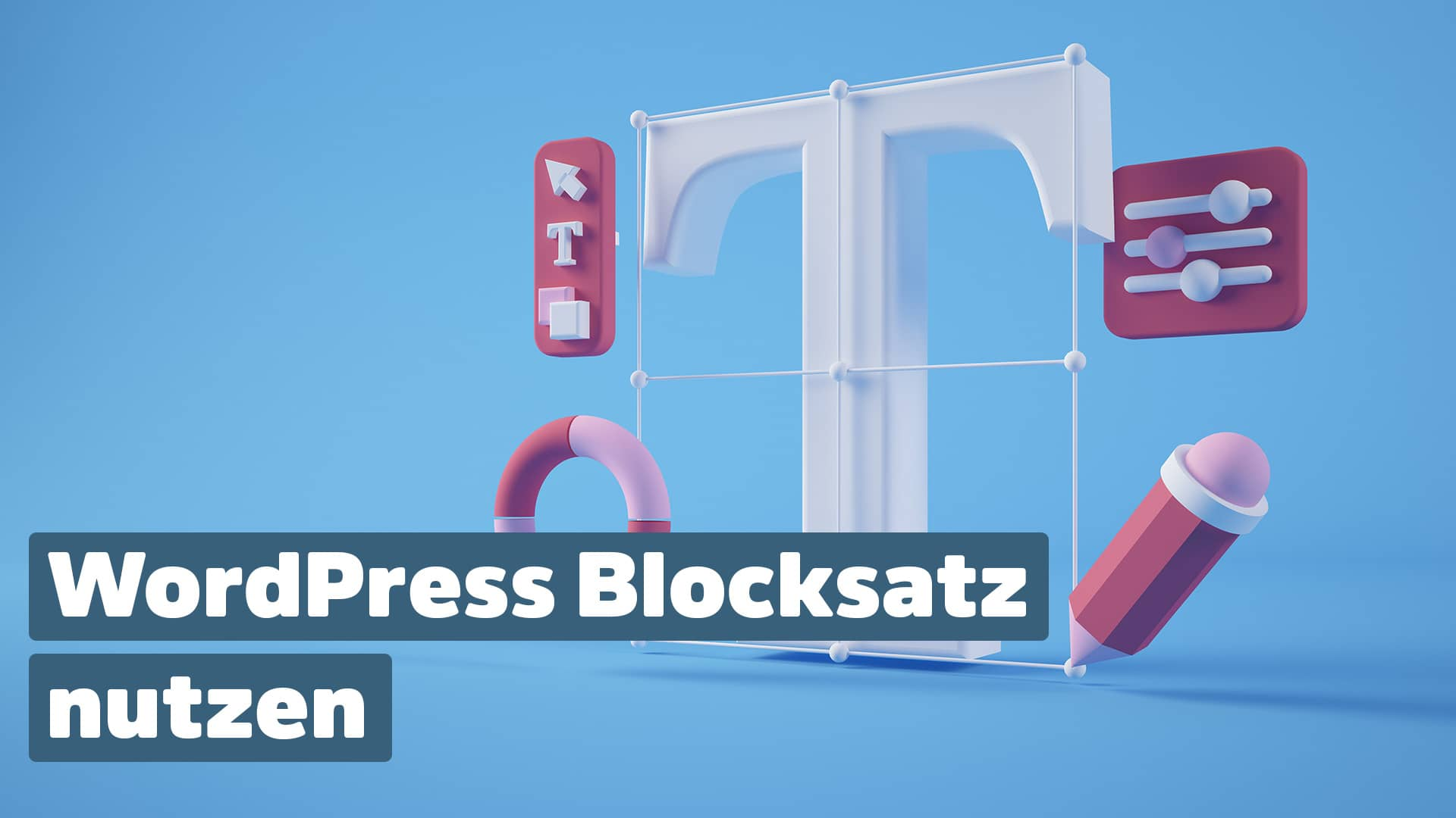 WordPress Blocksatz