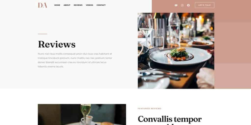 Astra als Blog Theme für WordPress