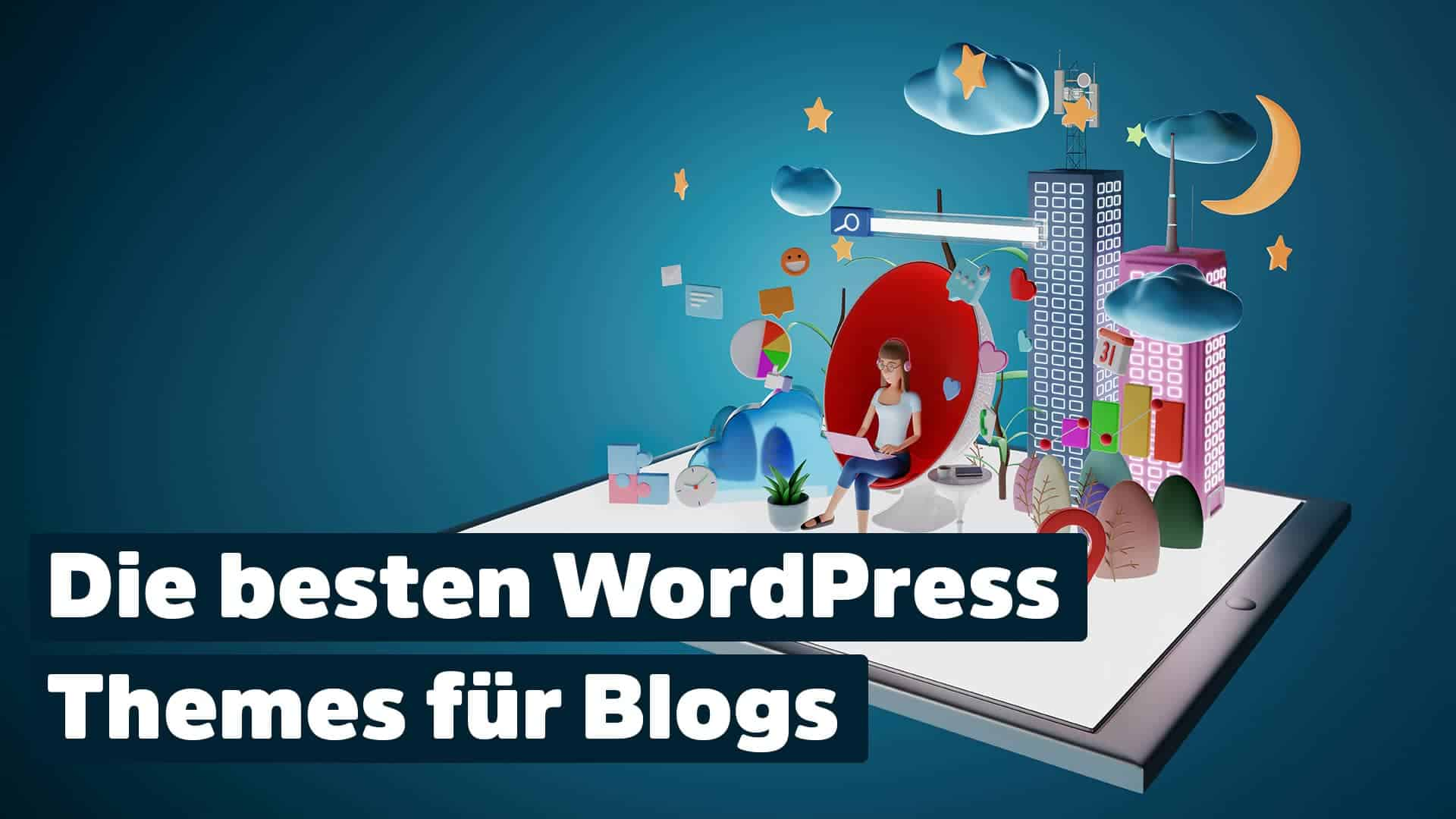 WordPress Themes für Blogs