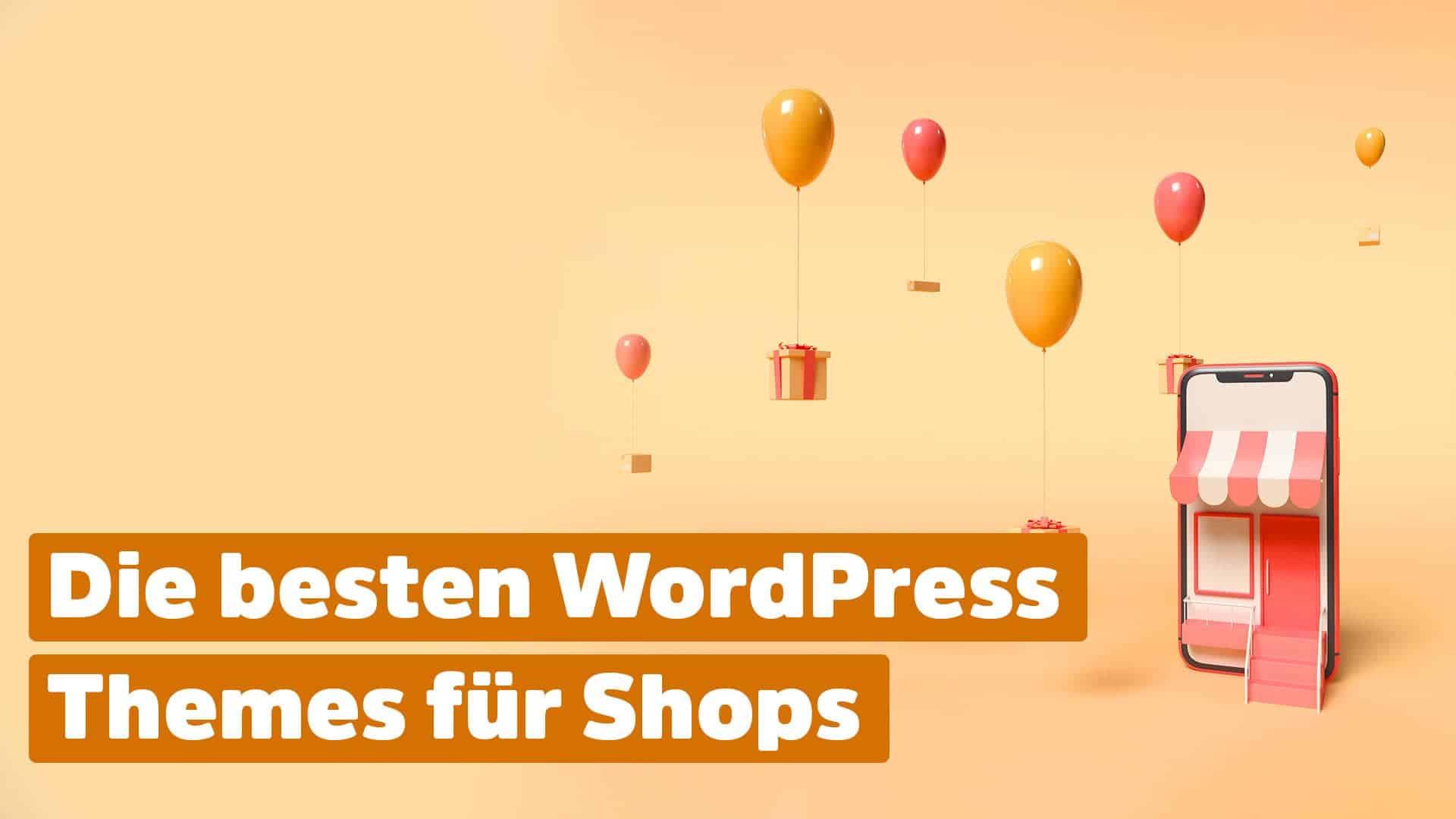 WordPress Themes für Shops