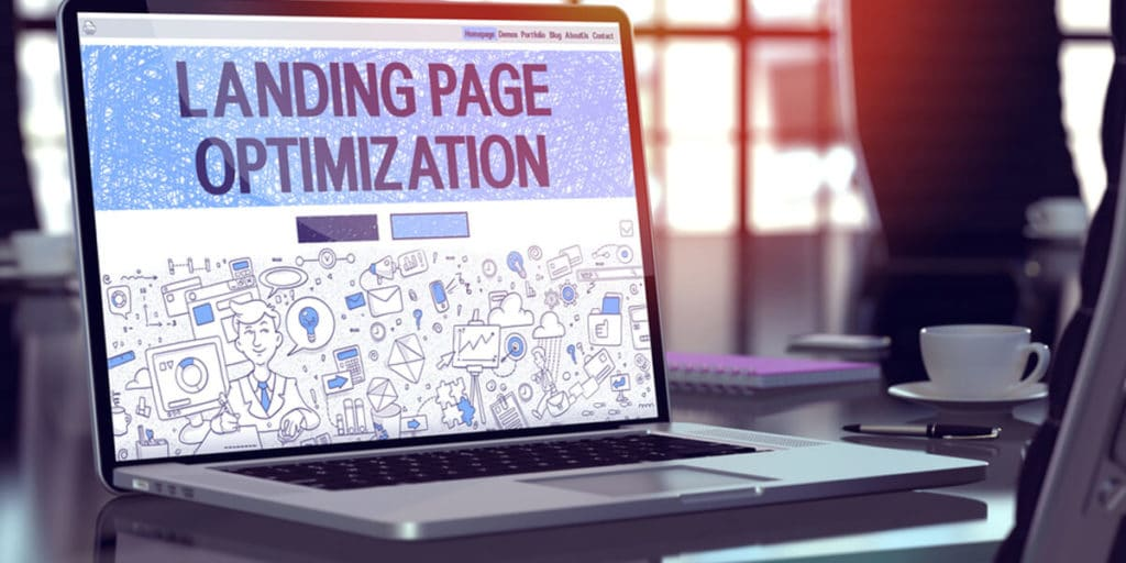Dedicated WordPress templates for optimized landing pages