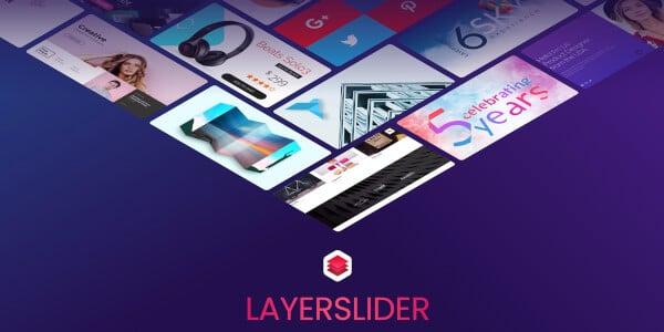 Layerslider premium plugin is already included